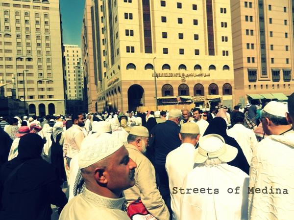 streets of medina